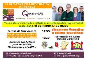 Cartel acto n2 San Vicente