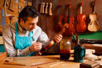 Violin Maker's Studio