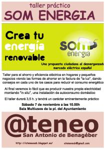 taller som energia A4