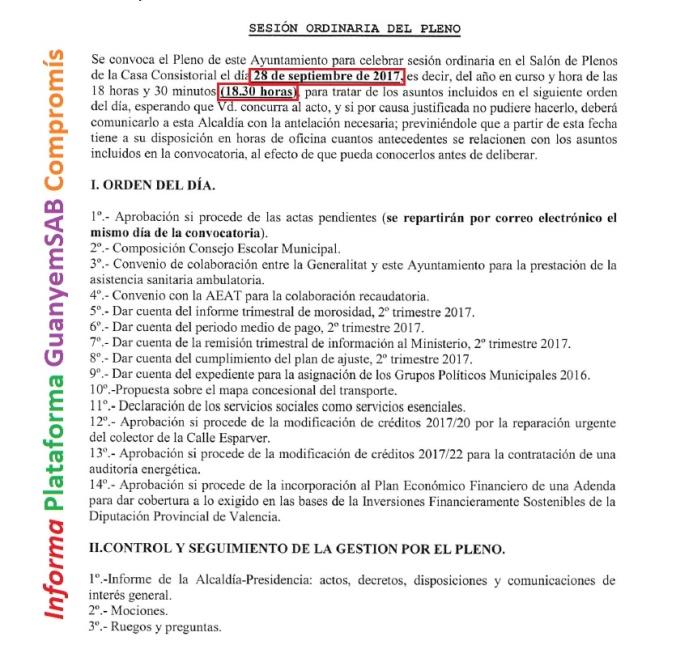 OD pleno 28 septiembre 2017